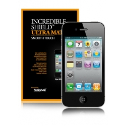 SGP Screen and Body Protector Set Incredible Shield Series Ultra Matte for iPhone 4, 4S (SGP06747)